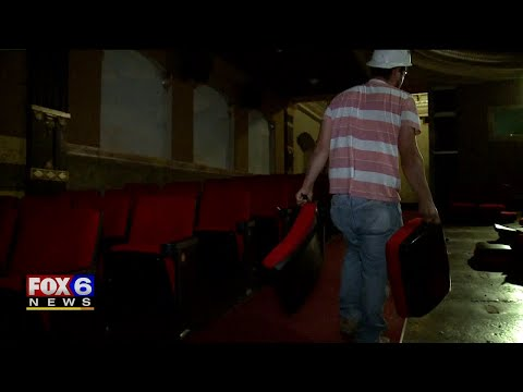 Oriental Theatre Selling Pairs Of Seats To Fund Major Renovation Project