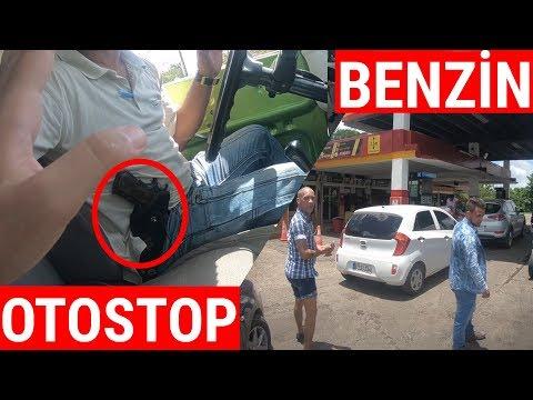 Küba'da Otostop Tehlikeli Mi ? - Yüksek Benzin Fiyatları