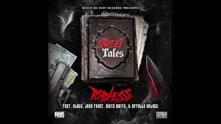 "DJ Bless - ""Street Tales"" (Feat. Black, Jakk Frost, Dirty White & Appollo Valdez)"