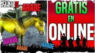 Red Dead 2 Online : COMO TENER EL MEJOR CABALLO