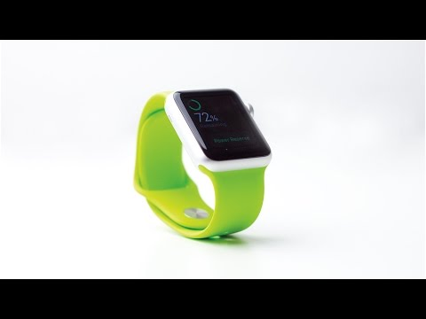 How Long Does The Apple Watch Battery Last? Real World Apple Watch Battery Life Test