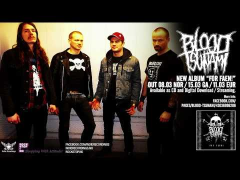 BLOOD TSUNAMI discography (top albums), reviews and MP3