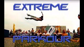 Невероятно крутой  ПАРКУР | Extreme  PARCOUR