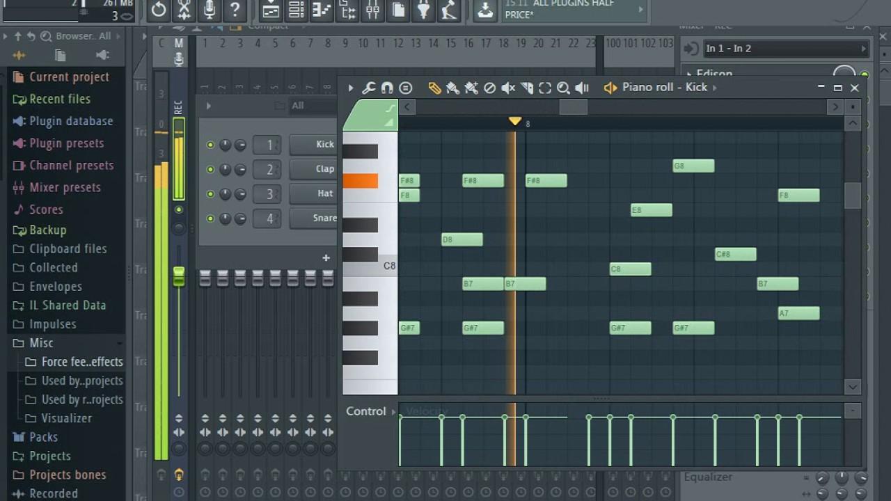 Составление музыки скачать программу скачать программ на андроид общения