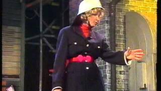 Hendrike auf Extratour 1987