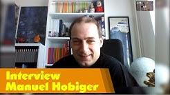 Gefragt Gejagt-Quizvulkan Manuel Hobiger im Interview