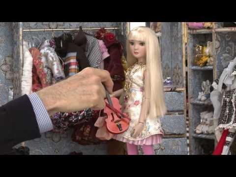 How Robert Tonner Collects Ellowyne Wilde Doll