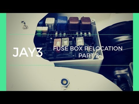 s14 fuse box relocation part 2 (labeling plugs) youtubes14 fuse box  relocation part 2