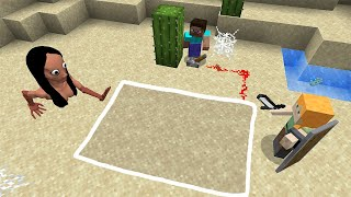 Traps for MOMO in minecraft online By Scooby craft part 2