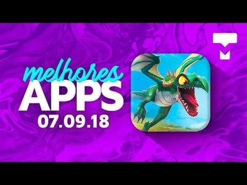 Melhores Apps da Semana para Android e iOS (07/09/2018) - TecMundo
