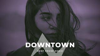 Alan Walker , Albert Vishi ft. Allie X - Downtown (Lyrics)