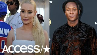 Iggy Azalea Says She's Single 1 Day After Confirming Relationship With DeAndre Hopkins   Access