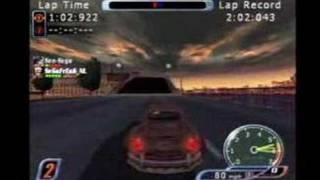 Sega Dreamcast: Speed Devils Online: Online race 1