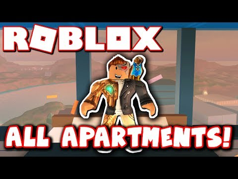 BUYING ALL THE APARTMENTS!! (Roblox...