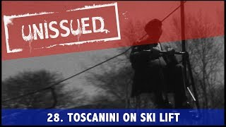 Unissued Nº28 - Toscanini On Ski Lift (1950)