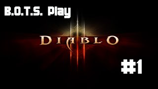 BOTS Play Diablo 3 Part 1: Diablo