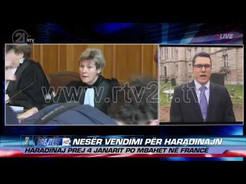 Nesër seanca ndaj Ramush Haradinaj  26 04 2017