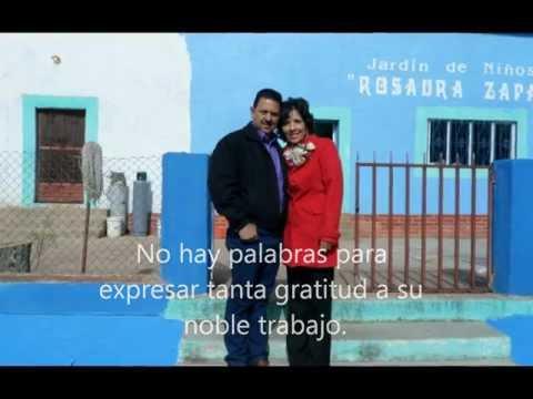 Homenaje a Enrique Rivera y Alicia Armendariz