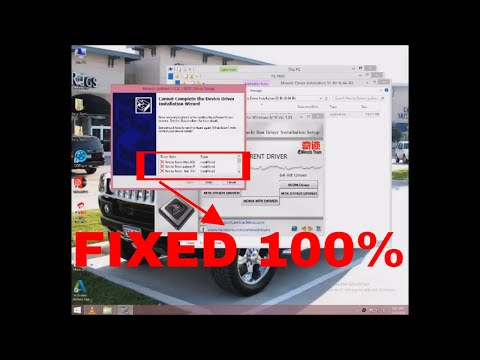 [Solved]  Install Miracle Box Driver For Window 10 64bit And Window 8 Easy