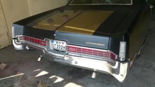 Buick Electra 225 mit 7.0 Liter und ca 500 PS Mega Sound