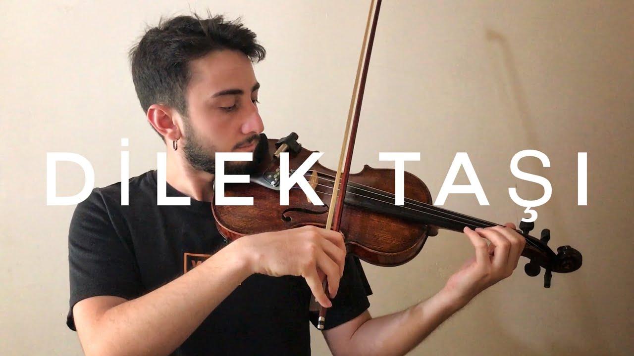 Dilek Taşı Keman (Violin) Cover by Emre Kababaş
