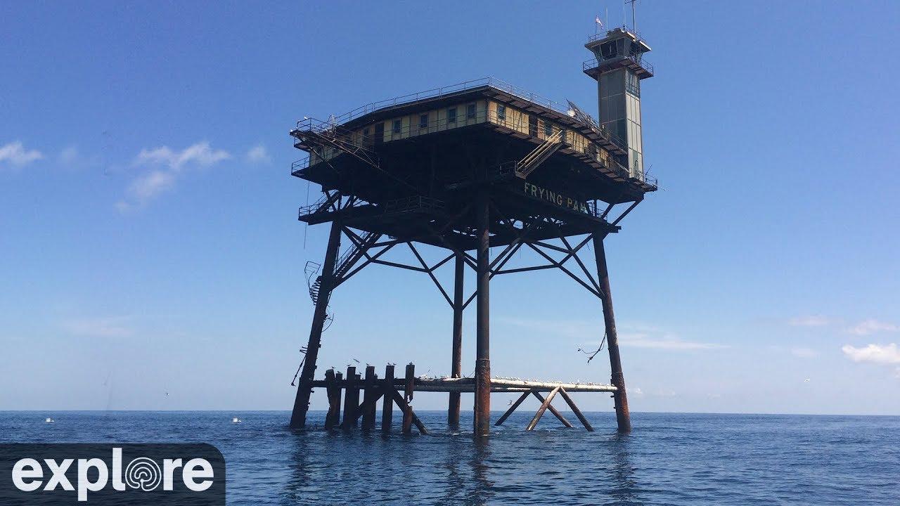 Frying Pan Ocean Cam Powered By Explore Org Youtube