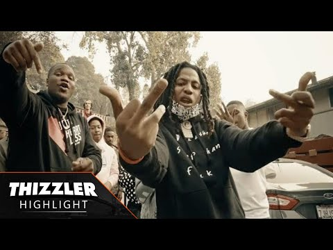 Teflon Twaun ft. Nef The Pharaoh, Berk, Domo - What You Thinking (Exclusive Video) [Thizzler.com]