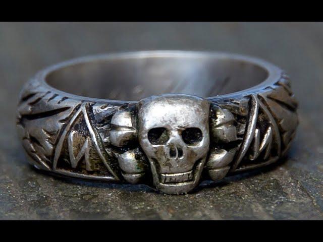 SS Death's Head Rings - A Nazi Treasure Mystery