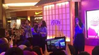 GAC (Gamaliel Audrey Cantika) - Cinta @ AEON Mall BSD City