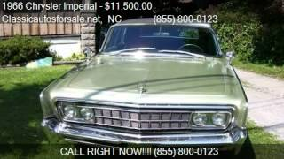 1966 Chrysler Imperial  for sale in Nationwide, NC 27603 at #VNclassics