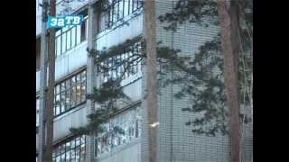У пенсионера в квартире промерзает стена(ТРК