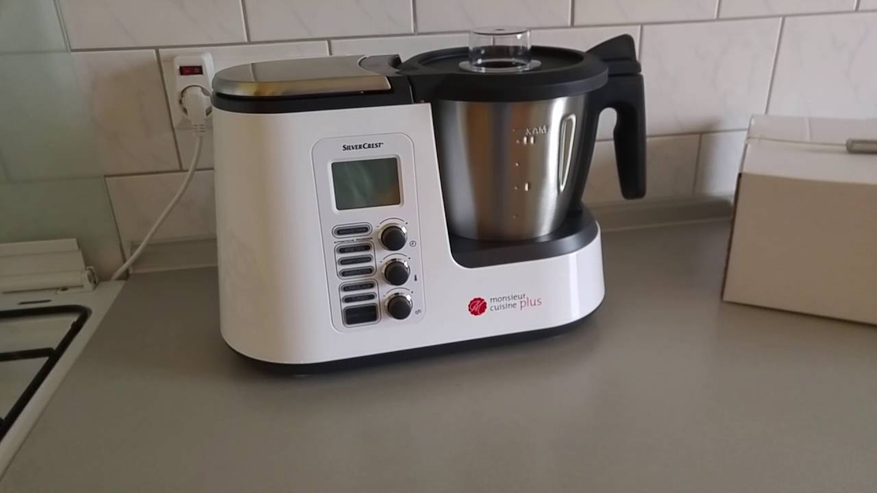 Monsieur cuisine plus der nachfolger hnlich thermomixx for Robot menager monsieur cuisine plus