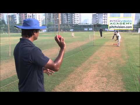 Batting Drill: Picking Length