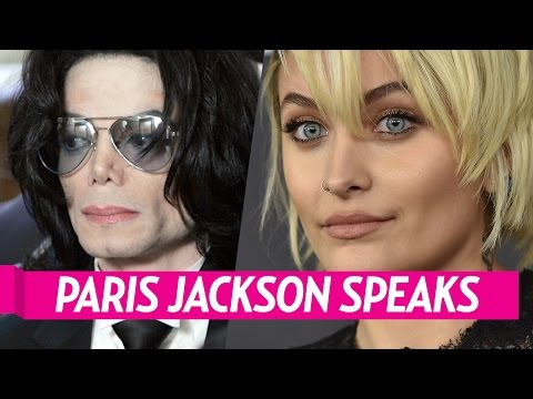 Paris Jackson Claims Michael Jackson Was Murdered