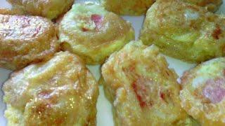 Закуска из вафельных коржей с картошкой.Блюда из картошки.