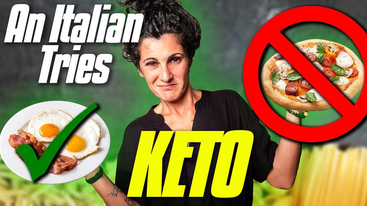 An Italian Tries the Keto Diet