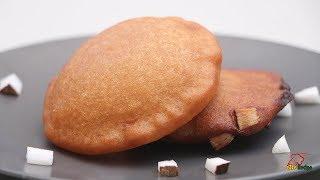 নারকেলি পোয়া পিঠা তেলের পিঠা   Poa Pitha Recipe   Bengali Teler Pitha  