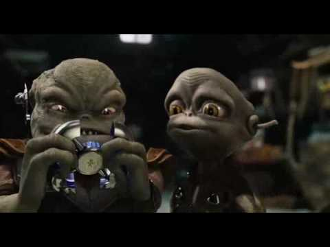 Trailer - Pequenos Invasores [HQ] ( Legendado )