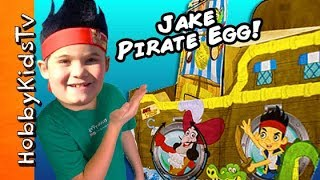 HobbyKids Search for Jake PIRATE