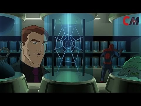 Ultimate Spider-Man Graduation Day Part 2 The Spider that created Spider-Man