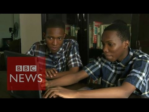 Nigeria: Coding brothers inspired by Google