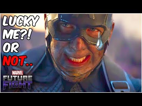 ROLLERCOASTER OF EMOTION.. REPLACING MY CARDS?!? - Marvel Future Fight