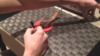 How To: Replace A Watch Battery On A Breitling Watch(, 2013-01-23T08:03:48.000Z)