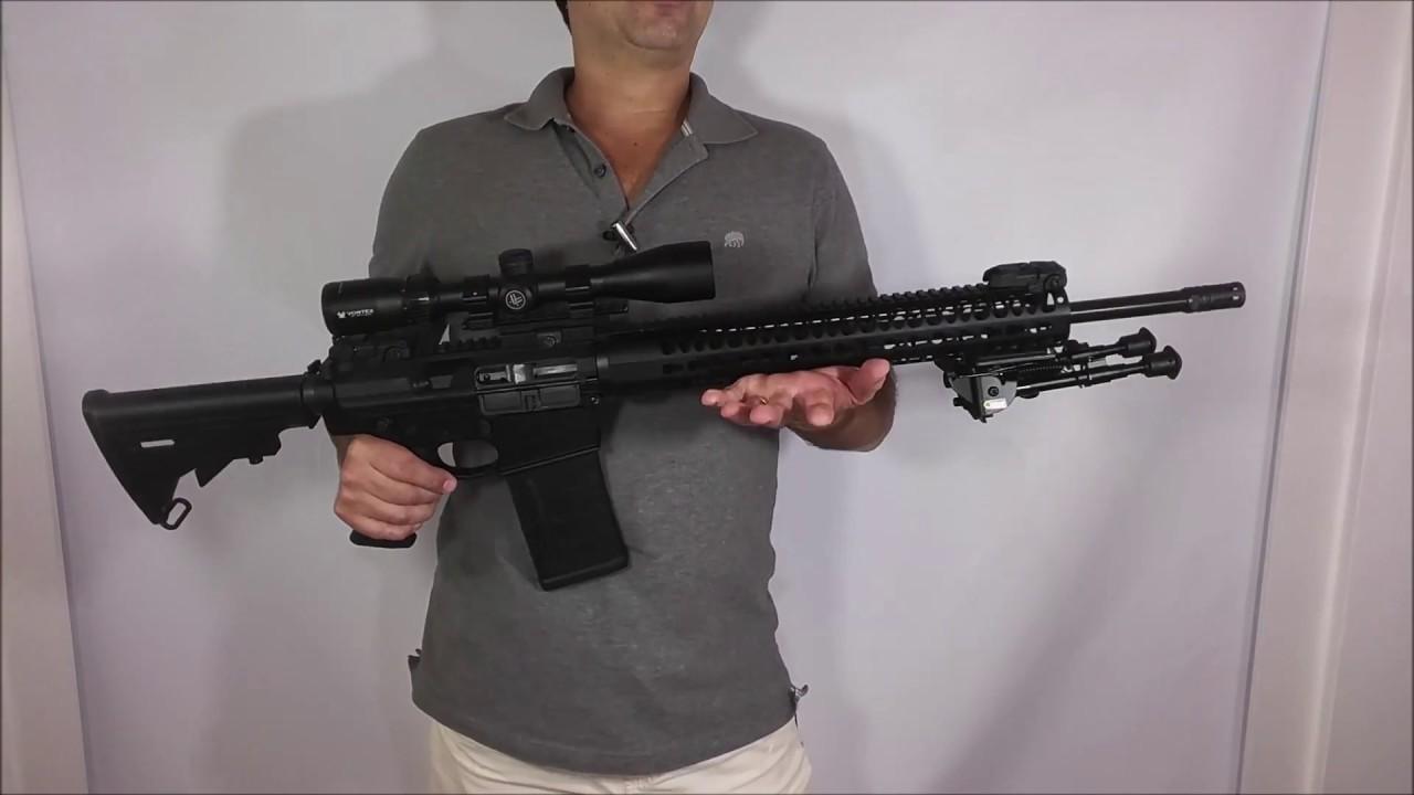 7bc87462178 Fuzil AR10. Gosto de Armas