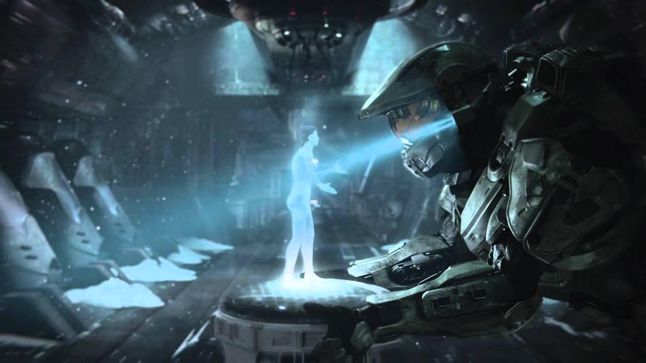 Halo 4 Teaser Youtube