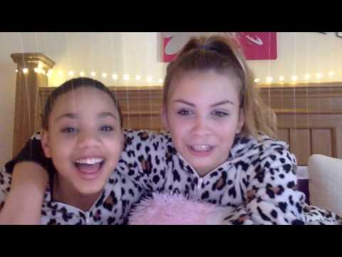 1st  video w Brooklyn and Jillian