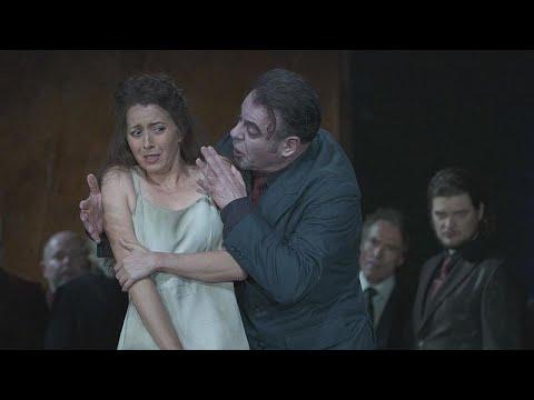 عرض أوبرا -ريغليتا- لفيردي في لندن يظهر بحلة جديدة متطرقا للانحطاط والفساد …  - نشر قبل 3 ساعة