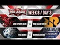 Download Video RoV Pro League Season 3 Presented by TrueMove H : Week 8 Day 3