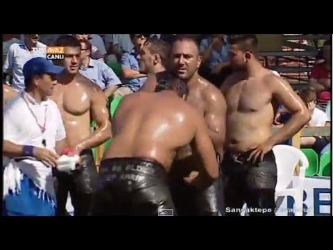 Sancaktepe / İstanbul Yağlı Güreşi - TRT Avaz
