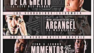 Zion & Lennox Feat. Arcangel & De La Ghetto - Momentos (Official Remix)